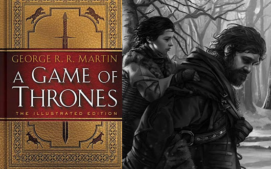 """A Game Of Thrones: Illustrated Edition"" 20 Aniversario."