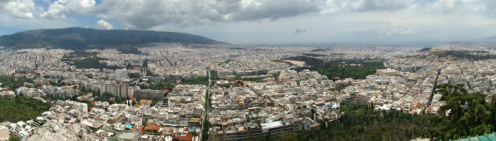 30. Athens, Hellas (Greece) - 30 Best and Most Breathtaking Cityscapes