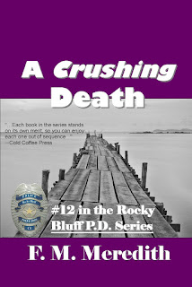 A CRUSHING DEATH BY F.M. MEREDITH