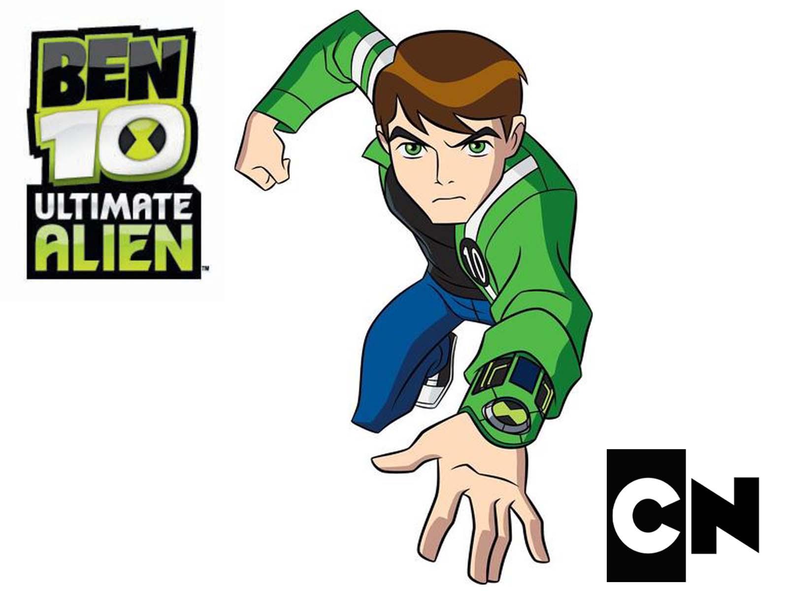 American top cartoons: BEN 10 ULTIMATE ALIEN