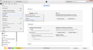 Cara Mudah Backup Data IOS Menggunakan Itunes