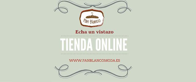 Tienda Online Pan Blanco