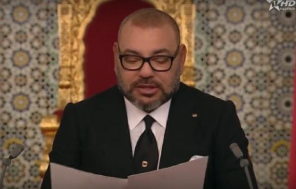 رئيس مجلس النواب في برقية للملك: خطابكم ترك أثرا عميقا