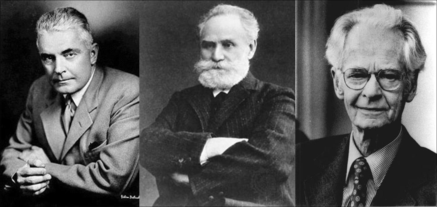 Padres del Conductismo.