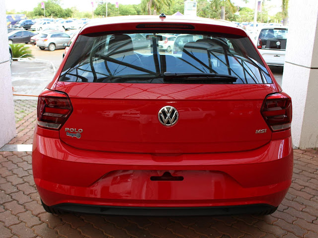 VW Polo 2018 1.6