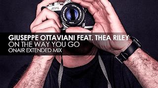 Lirik Lagu On The Way You Go - Giuseppe Ottaviani feat. Thea Riley