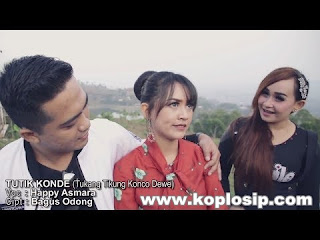 Tutik Konde (Tukang Tikung Konco Dewe) - Happy Asmara