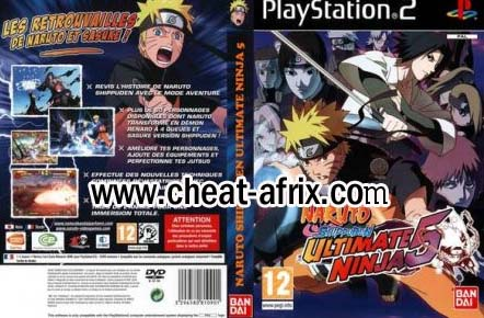 Download naruto ultimate ninja 5 full game pc free working 100.