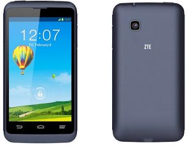 Harga HP ZTE V811W Tahun 2016 Lengkap Dengan Spesifikasi ROM 4GB