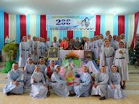 Misa Syukur 200 Tahun Konggregasi Suster Pasionis di Dunia