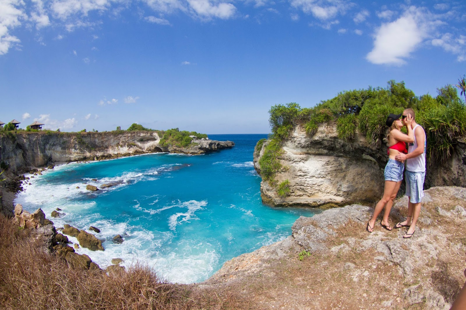 The Beauty Of The Tourist Spots In Bali