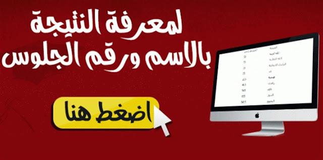 نتيجة الشهادة الابتدائية محافظة الجيزة 2017