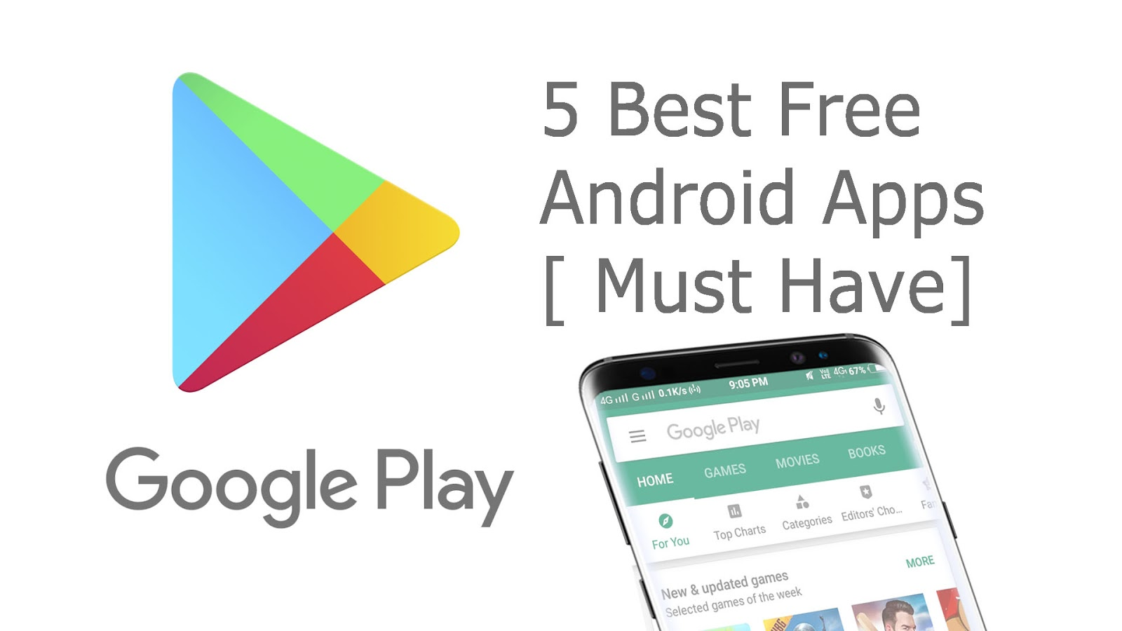 27 Free And Best Android Apps For 2020 Get