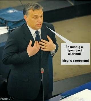 """Képtalálat a következőre: """"Orbán: én mindig a népem javát akartam-kép"""""""
