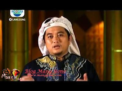 Ustadz Cecep dari Bandung mendapatkan 40 Juta dari dewan juri