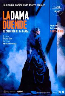 La dama duende de Calderón de la Barca [Teatro de la Comedia]