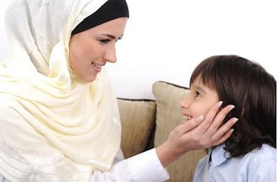 Seperti Ini Cara Membuat Anak Hormat pada Orangtua