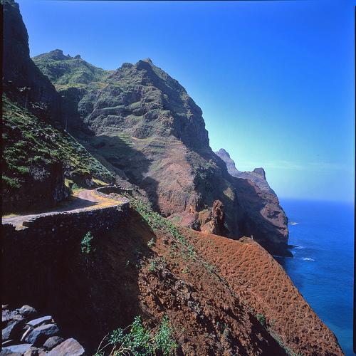 Ile de Santo Antao