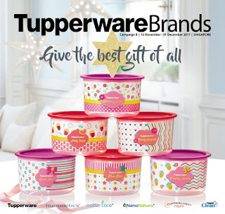 Katalog Tupperware Terbaru Januari 2018