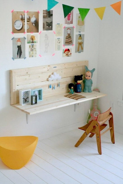 Ideas for children's study areas 3