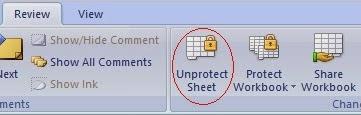 Cara Mudah edit Excel yang di Proteksi atau di Password