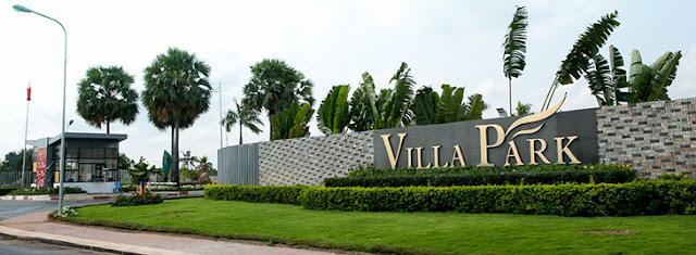 Biệt thự Villa Park Quận 9, thanh toán 50% nhận nhà, tặng nội thất 720 triệu