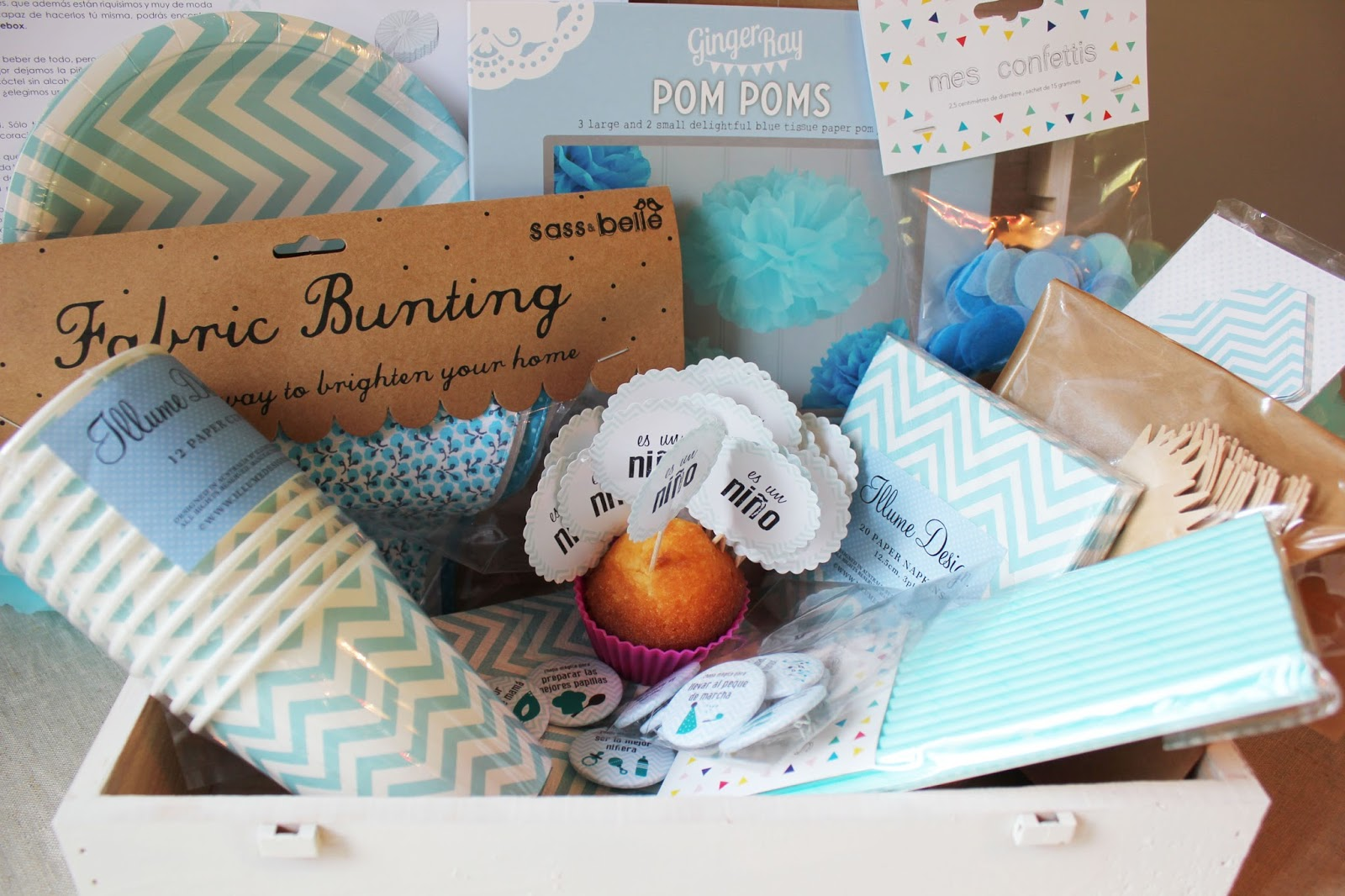 bebebox baby shower sorteo bebe blog