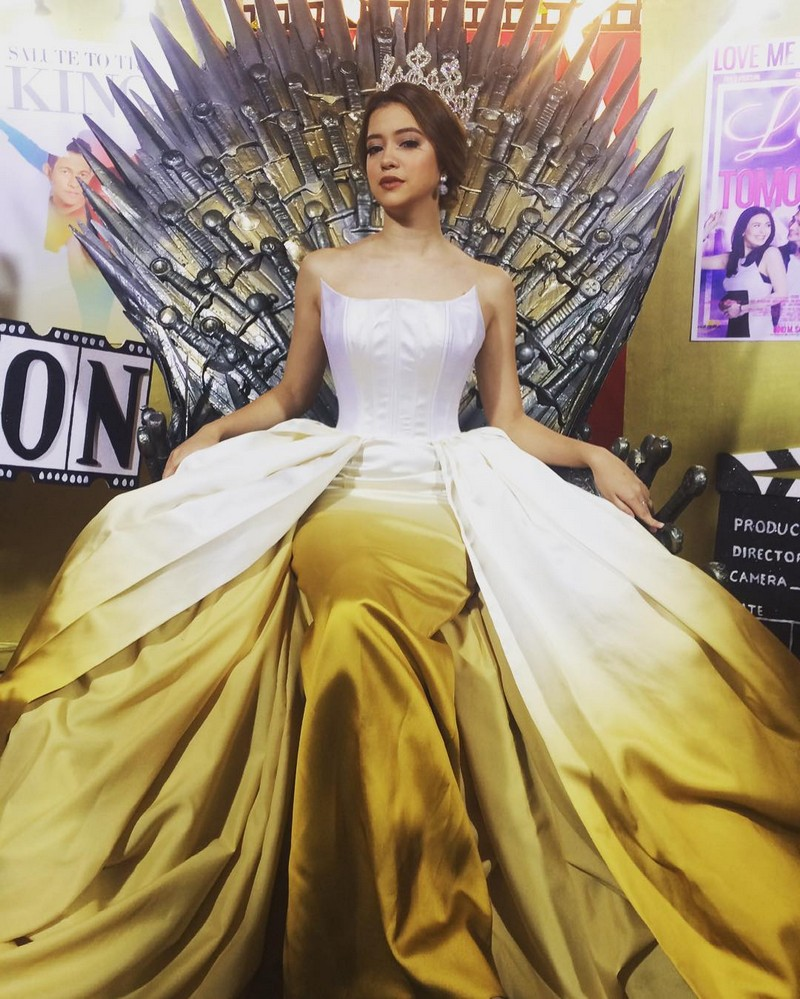 Sue Ramirez stands outs at the 'ASAP Flores de Mayo'! Must See!