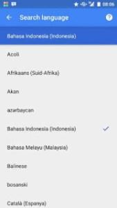 Trik Merubah Suara OK Google Now Jadi Bahasa Indonesia Terbukti Berhasil