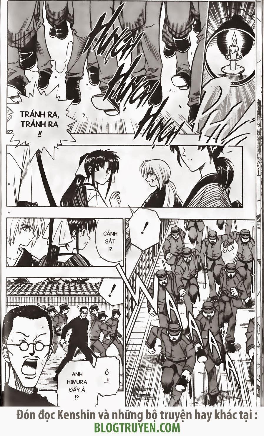Rurouni Kenshin chap 155 trang 5