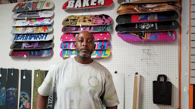 Hard Times Skate Shop - Toney Herndon