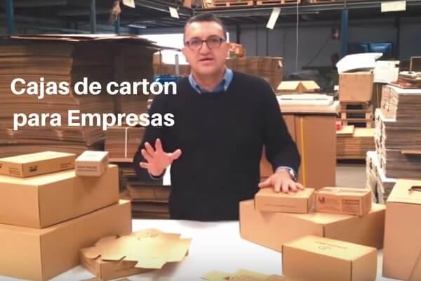 cajas de cartón para empresas