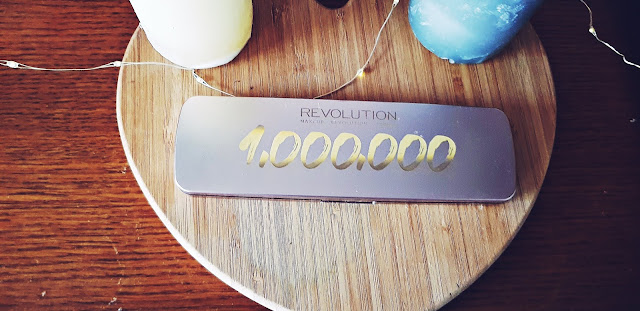 MAKEUP REVOLUTION ONE MILLION PALETTE/ NOWOŚĆ FIRMY REVOLUTION