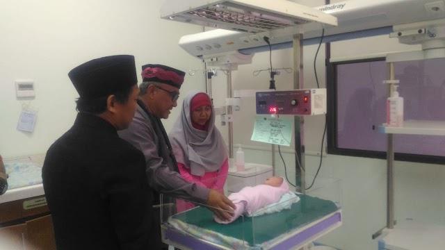 Bayi Lahir Di Hari Jadi Kota Depok Dapat Hadiah