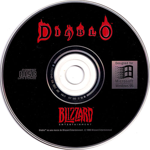 Diablo PC CD