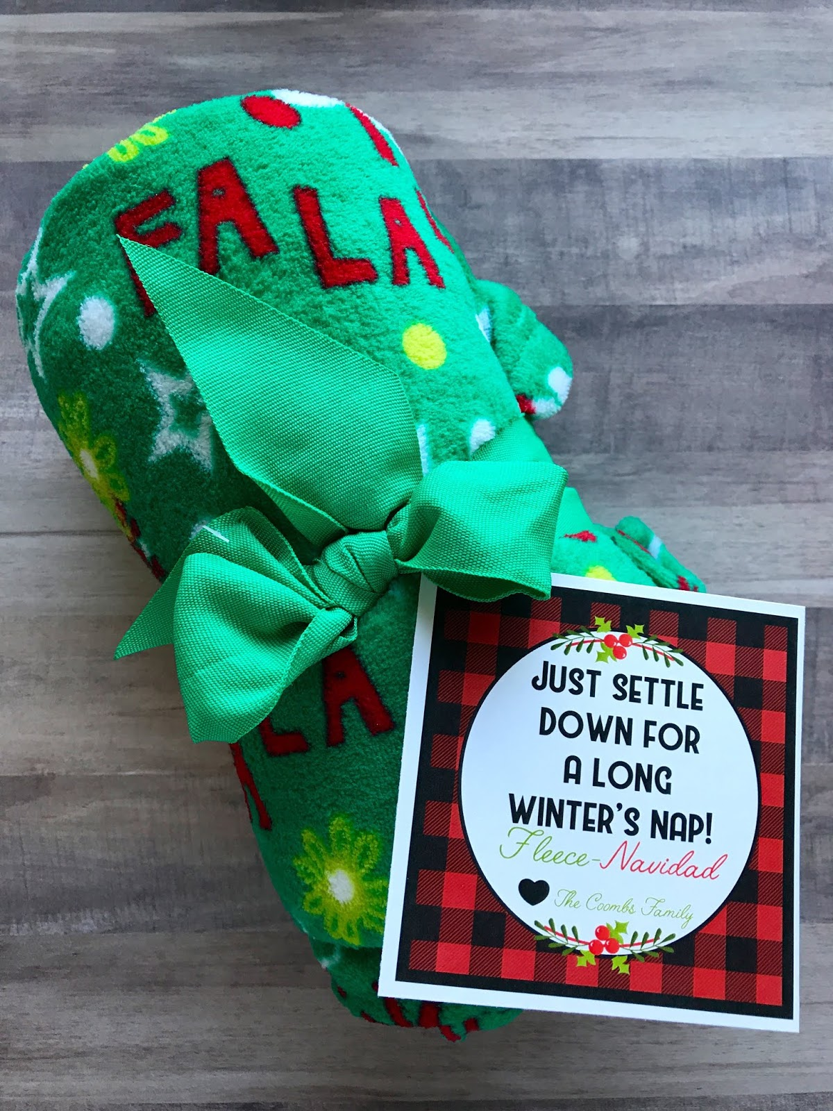 Marci Coombs: Christmas Neighbor // Friend Gift Ideas with PRINTABLE ...