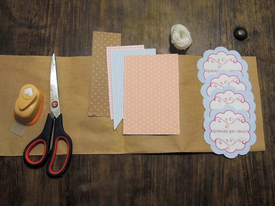 Scrapbook, souvenirs, cumpleaños