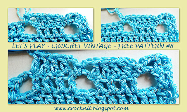 free crochet patterns, vintage crochet, pentagon, how to crochet,