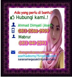 Silahkan Hubungi Kami