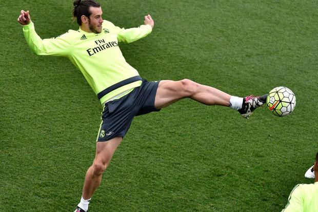 Gareth Bale Kembali Berlatih Jelang Final Champions