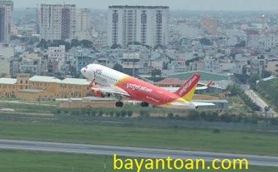Vietjet Air mở bán 250.000 vé máy bay giá 0 đồng