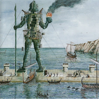 Colossus Projects -2005 - The Colossus of Rhodes