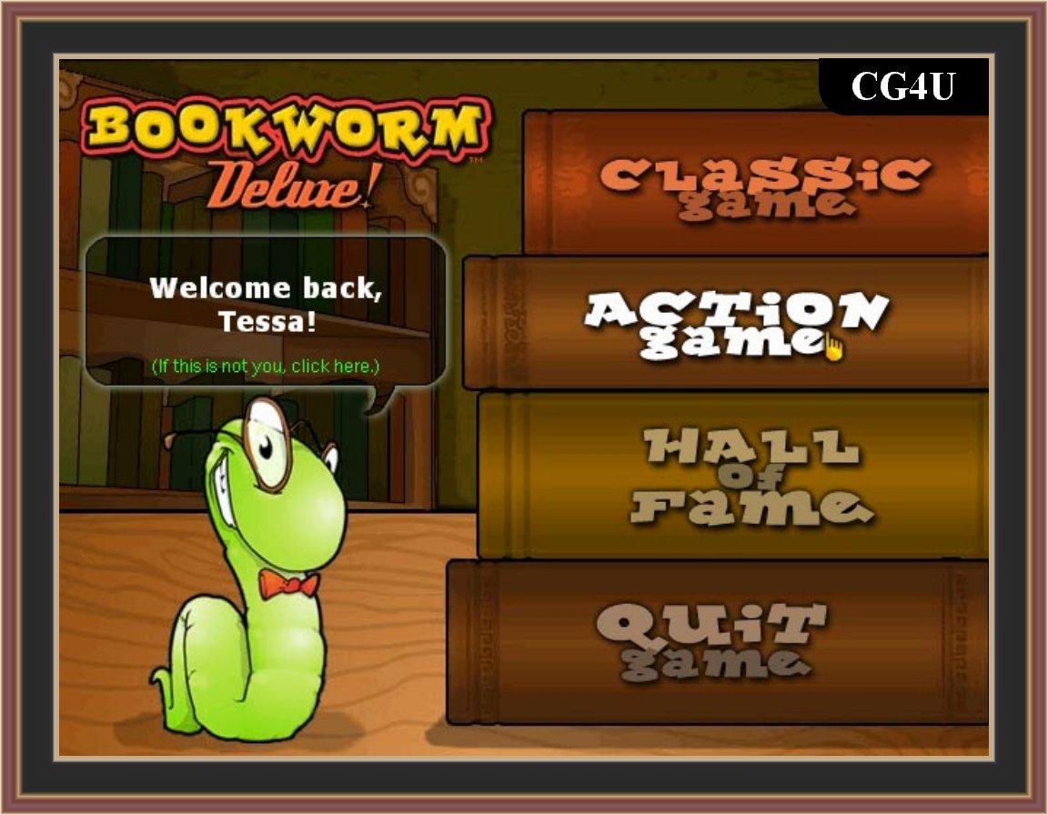 Bookworm deluxe free online play