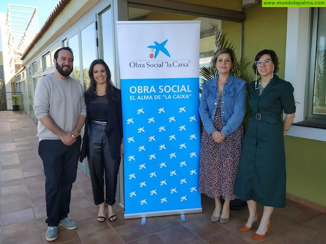 El Ayuntamiento de Tijarafe, en colaboración con la Obra Social La Caixa, pondrá en marcha una sala de fisioterapia en la Residencia de Mayores