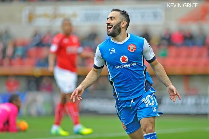 Erhun Oztumer Reaffirms His Desire to Play at a Higher Level