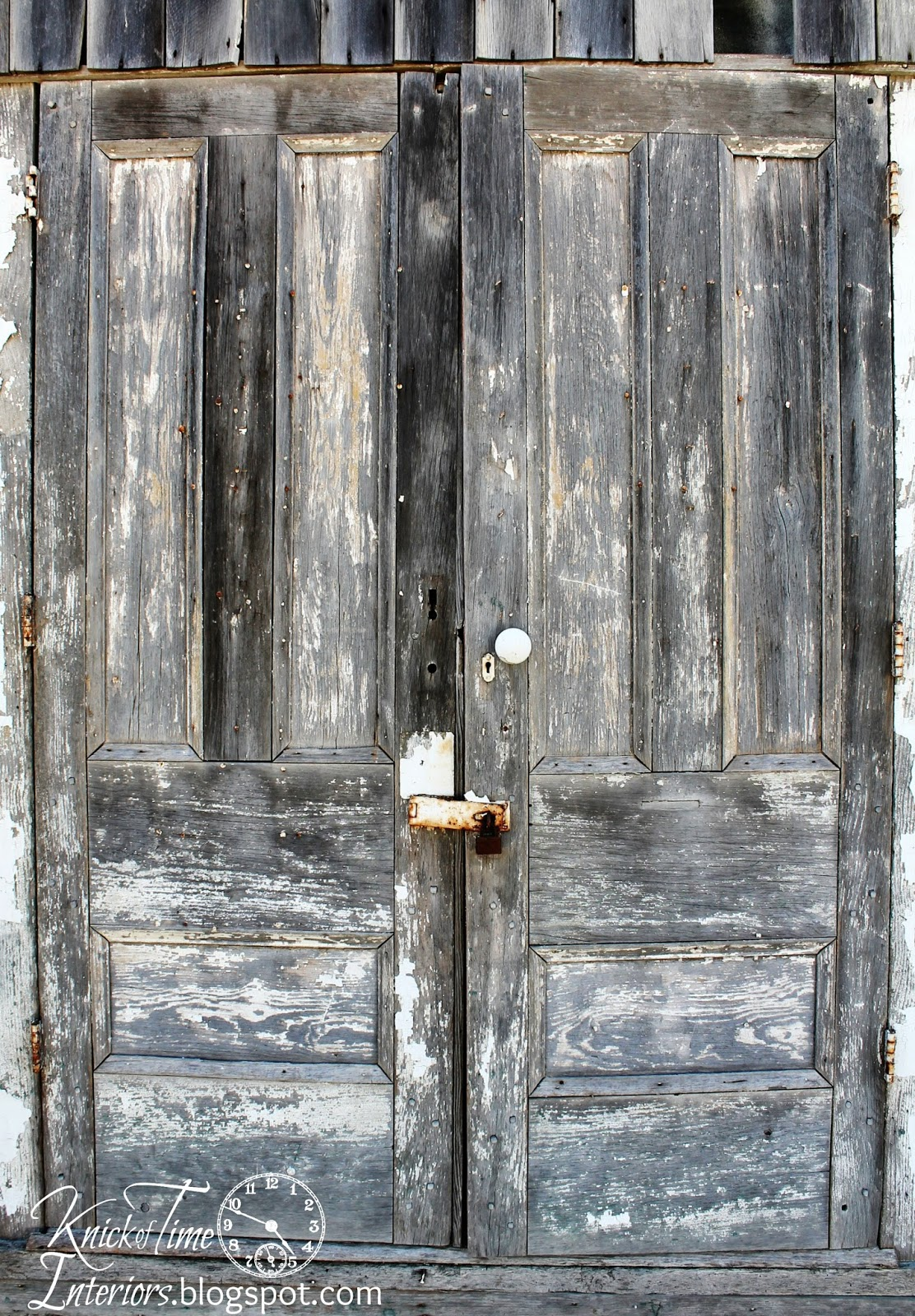 Antique Doors - Entrance to the Past | Knick of Time