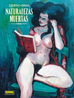 """Reseña de """"Naturalezas muertas"""" de Zidrou y Oriol [Norma Editorial]"""