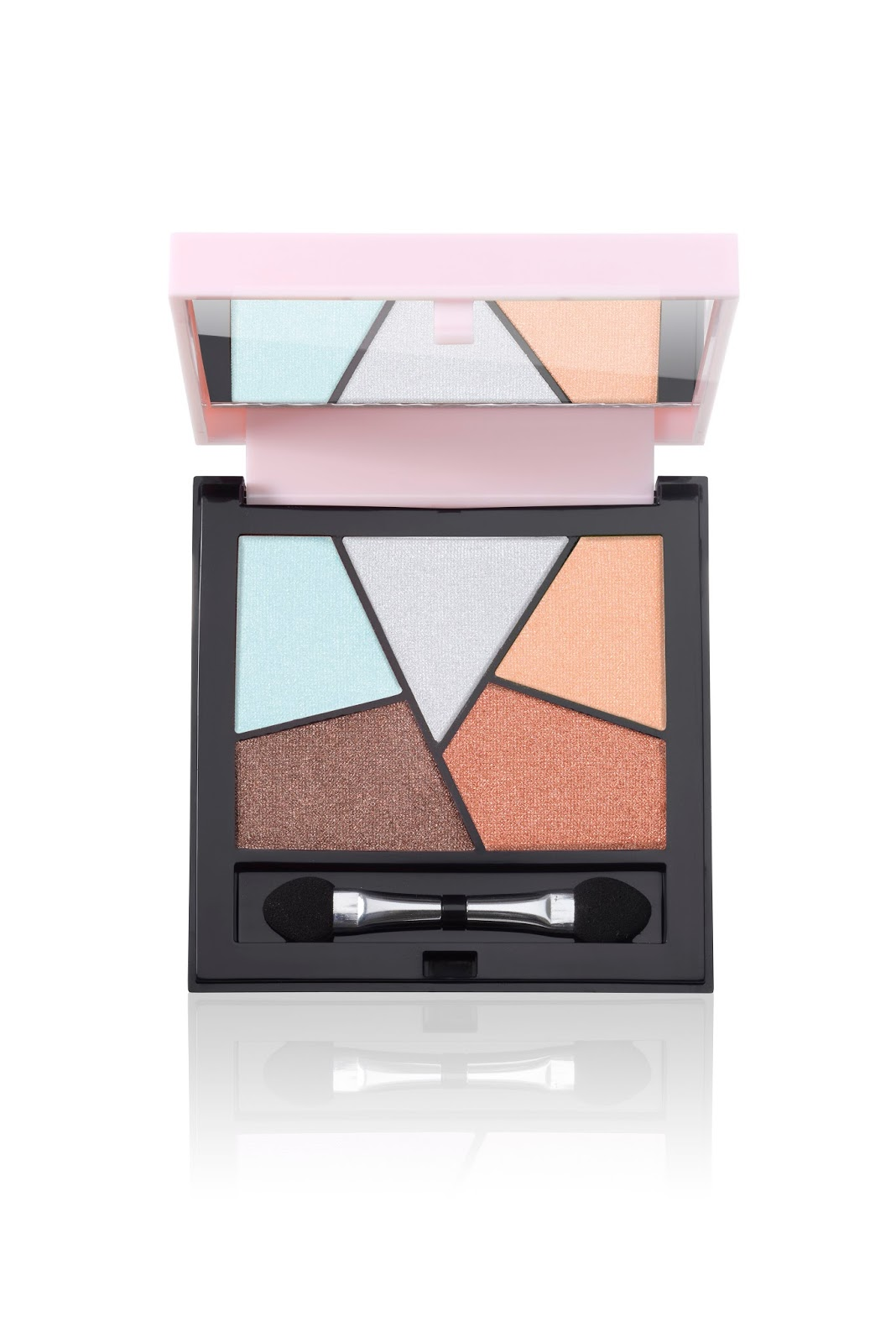 pupa Graphic Eyeshadow Palette 002