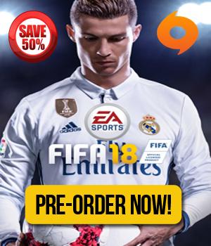 FIFA 18 Origin Key GLOBAL