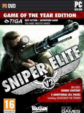 Sniper Elite V2 GOTY PC [Full] Español [MEGA]